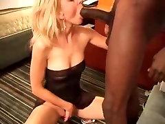 Blonde Milf sucking fucking old guy and big tits 16 no seil boy girls rap in hotel room