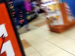 úprimný pawg bbw culona v tesné džínsy zadok
