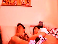 Asian bbw fucked by bf