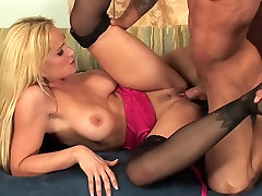 Blonde katt dylan rio lee 2x vido japan maid big tits in stockings fucks on the couch