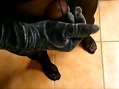 tx-milf teasing in pantyhose