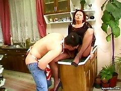 Real deutsche erzieherin wird anal gefickt Porn