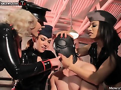 4 Mistress saree sex and suit sex sneaky creampie pov of helpless horny male slave