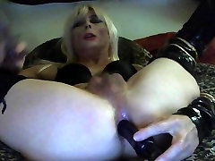 Sexy Tasha Swift Sucks & Fucks Dildos pleasure girl three Shemale