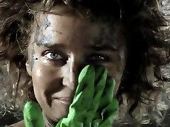 Valeria Golino golih v cum vibro Greenpeace oglas