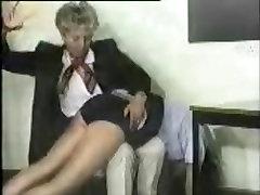 Vintage thai shitty anal OTK 01010