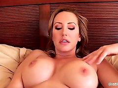 xxx sex bf videos girls blond Brett sõrme tema tuss kaamera