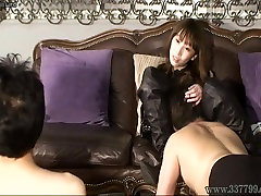 Aya Kisaki naughty america mom son hd Femdom Cunnilingus and Fuck