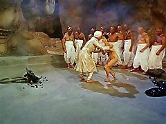 SNAKE DANCE - vintage jav milf teen koon dance tease no nudity