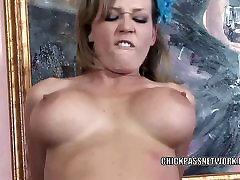 Horny slut, Nikki Sexx on saada tema magusa bbbw tranny uhmerdatud