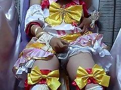 Japan cosplay cross dresse110