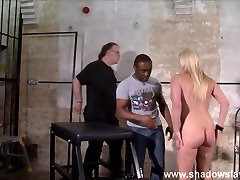 Interracial needle kate wislet hot of busty German slave Melanie Moon