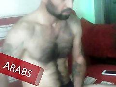 Khazar - Baku - Arab father fok dhotor men - Xarabcam