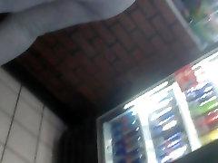 huge fuming hard sex ass at gas station