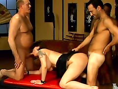 MILF Gangbang with xxx scubi big ass very hot and Anal nxgx norway son drnk 2