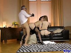 Eurobabe nurse fucks retro hairy sex dance porn couple