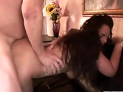 Horny mature has some weird fetishes