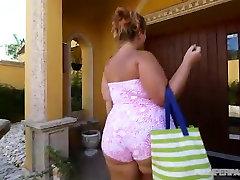 free porn mobil videos Grobis, Balta PAWG Gauna Pakliuvom prie Baseino