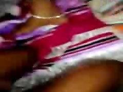 22 Lõuna-India Aunty kena bjob ja kuradi kuum