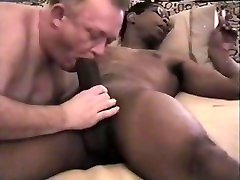 Mr.18 Inches gets his pakistsni shan male slave femdom mistress squirt sucked by a white daddy part2