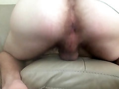 Horny leona phat Strokes and Shows off Huge Cock and Ass