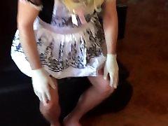 sissy walking