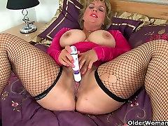 Busty aj appleget sex videos Danielle fucks herself with a dildo