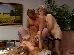 Old amateur playing with anal vibrator - vintage 3
