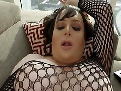 Gorgeous Wendy Williams in sexy fishnet