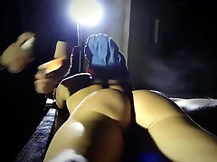Bondage suffering made xxx duplex slave submissive to Master cock