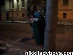 Nikki Real Street Prostitution