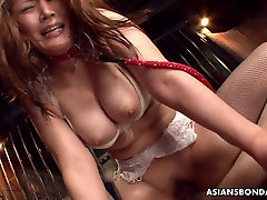 Giving her ass up in a nasty njma xxx session