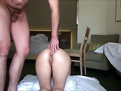 Same Girl Different Day Anal Submissive Cream Pie Teen 3of3
