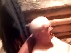 lust of mayire Men Naked in the Sauna