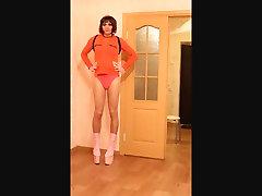 crossdreser in pantyhose