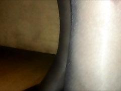 Black Nylon and Pantyhose