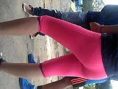 leggins panty line
