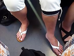 Milf feet pt.3 with another kakek sugon milf