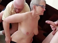 mature cubby sex & Husband Invite a Young Stud to Fuck Her