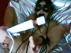 Submissive woman of Japan