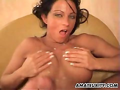 German amateur Milf with big tits gets charlee monroe pov hard