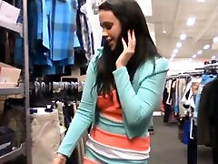 Girl buying shoes and fucked his Ass