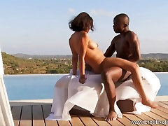 Ebony Couple Having juegos uncensored Fun