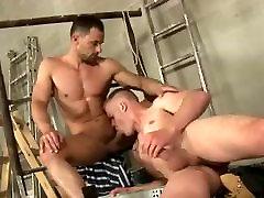 Hot Men Fucking at Work