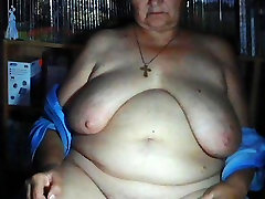 Old sexy Mom, 70! Big tits, hairy cunt! Amateur Exclusive!