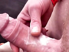 German Slut getting Mulitple Creampies in Gangbang part 2