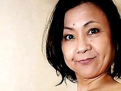 Wank for Japanese Yumiko shemale surprises amateury Tits