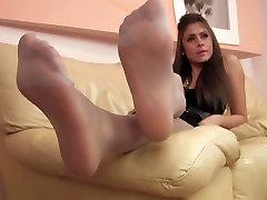 Nylon Feet 2