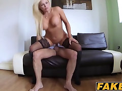 brother sister fucks near parents blonde MILF Monty bounces her big ass on a hard dick