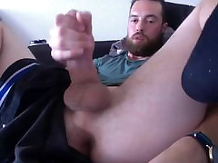 big cock in action